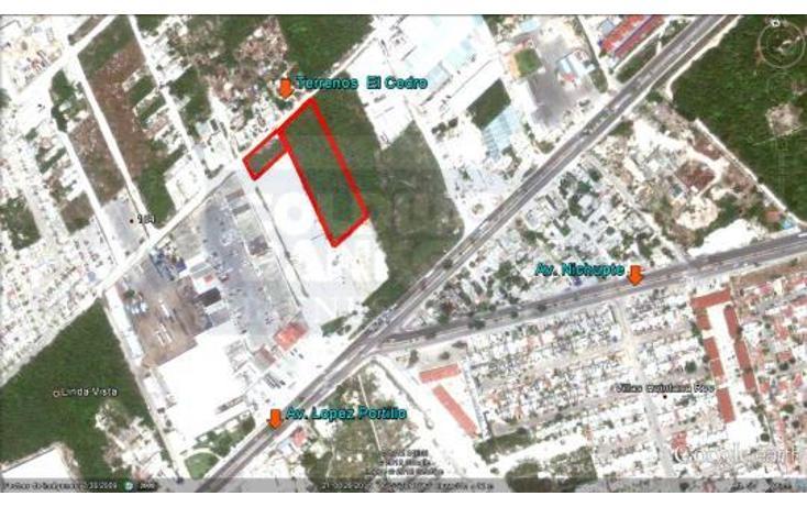 Foto de terreno habitacional en venta en avenida lopez portillo, smza 104, manzana 33, lte. 7-04 , cancún centro, benito juárez, quintana roo, 1753832 No. 10
