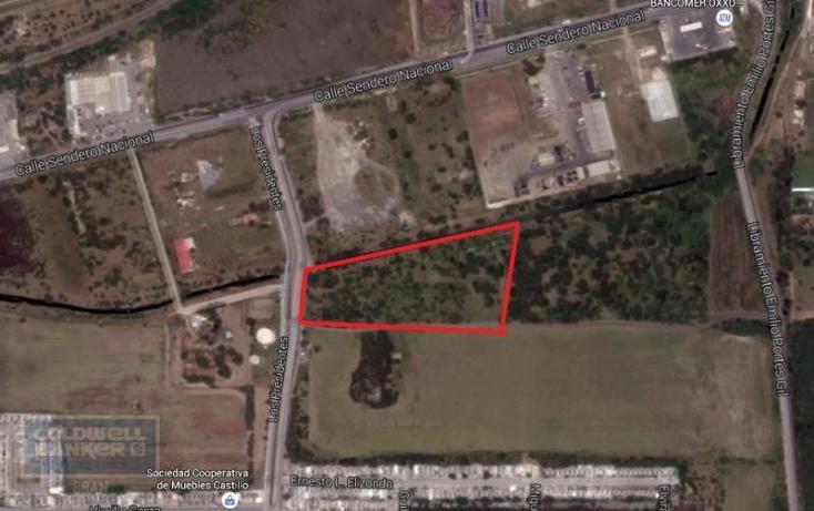 Foto de terreno comercial en renta en  , los presidentes, matamoros, tamaulipas, 1847832 No. 01
