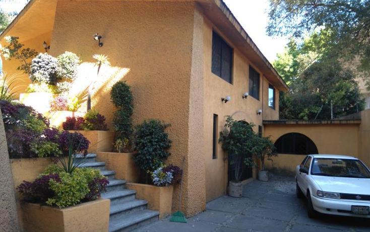 Foto de casa en venta en avenida luis cabrera 0, san jerónimo lídice, la magdalena contreras, distrito federal, 0 No. 01
