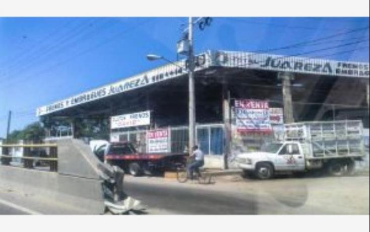 Foto de local en venta en avenida luis donaldo colosio 19800, ampliación villa verde, mazatlán, sinaloa, 585612 no 01