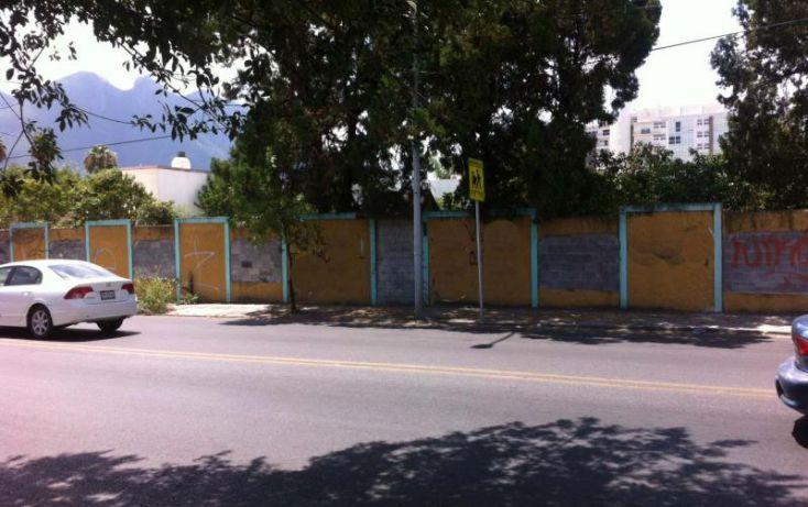 Foto de terreno habitacional en venta en avenida luis elizondo 418, altavista sur, monterrey, nuevo león, 2031858 no 01