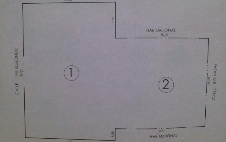 Foto de terreno habitacional en venta en avenida luis elizondo 418, altavista sur, monterrey, nuevo león, 2031858 no 02