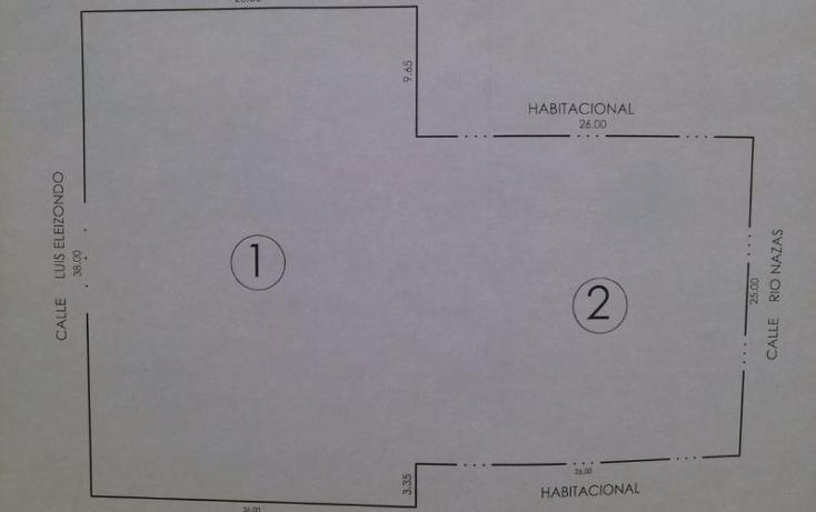 Foto de terreno habitacional en venta en avenida luis elizondo 418, tecnológico, monterrey, nuevo león, 2031858 No. 02
