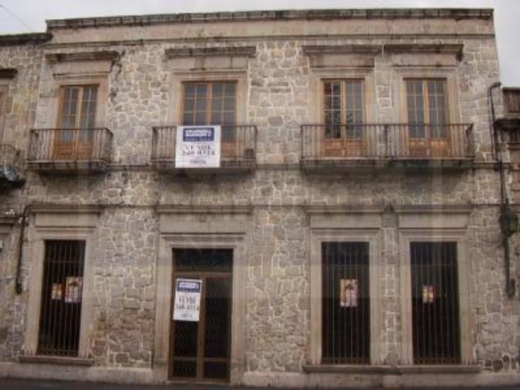 Foto de edificio en venta en avenida madero poniente 1, morelia centro, morelia, michoacán de ocampo, 865953 No. 01
