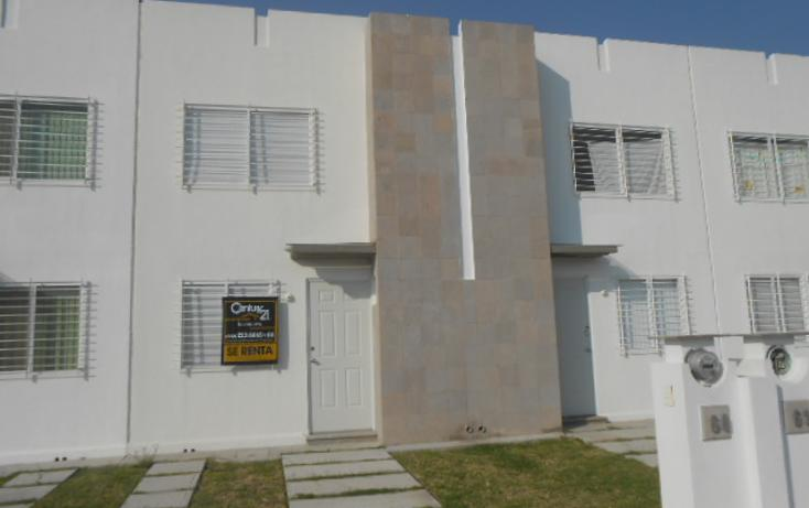 Foto de casa en renta en  , viñedos, querétaro, querétaro, 1768022 No. 01