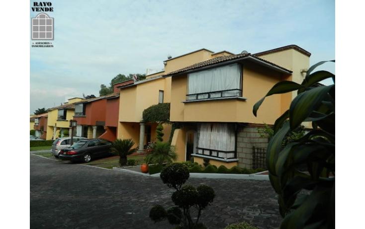 Foto de casa en venta en avenida méxico, huichapan, xochimilco, df, 613937 no 01