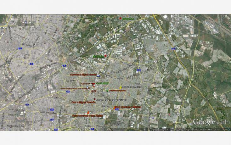 Foto de terreno comercial en venta en avenida miguel aleman 520, arboledas del oriente, guadalupe, nuevo león, 1696992 no 01