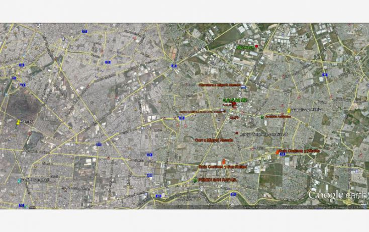 Foto de terreno comercial en venta en avenida miguel aleman 520, arboledas del oriente, guadalupe, nuevo león, 1696992 no 02