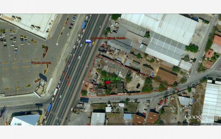 Foto de terreno comercial en venta en avenida miguel aleman 520, arboledas del oriente, guadalupe, nuevo león, 1696992 no 04