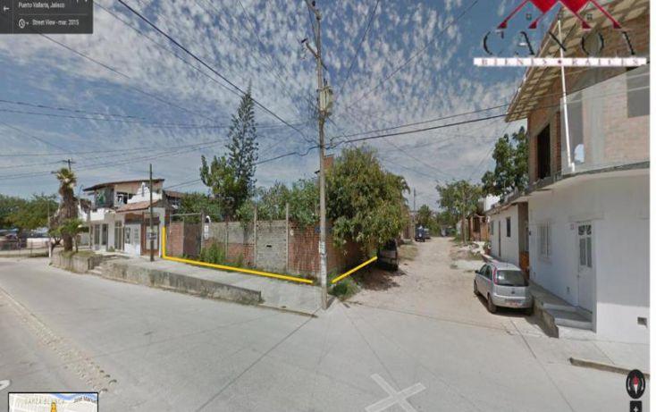 Foto de terreno habitacional en venta en avenida miguel hidalgo 129, independencia, puerto vallarta, jalisco, 1590058 no 01