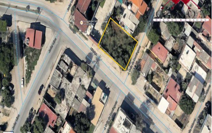 Foto de terreno habitacional en venta en avenida miguel hidalgo 129, independencia, puerto vallarta, jalisco, 1590058 no 02