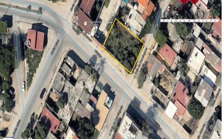 Foto de terreno habitacional en venta en avenida miguel hidalgo 129, independencia, puerto vallarta, jalisco, 1590058 No. 02