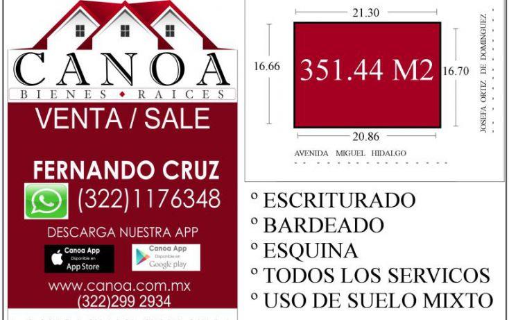 Foto de terreno habitacional en venta en avenida miguel hidalgo 129, independencia, puerto vallarta, jalisco, 1590058 no 08