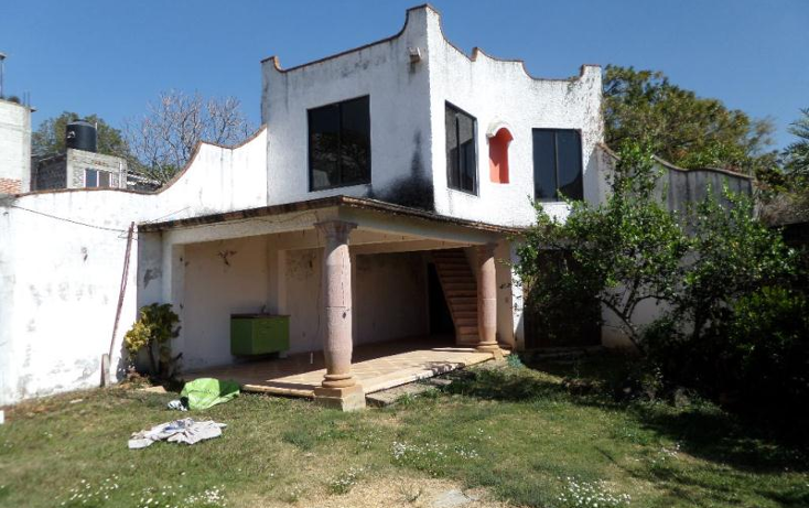 Foto de casa en venta en avenida miguel hidalgo 7, ahuatepec, cuernavaca, morelos, 376843 No. 12