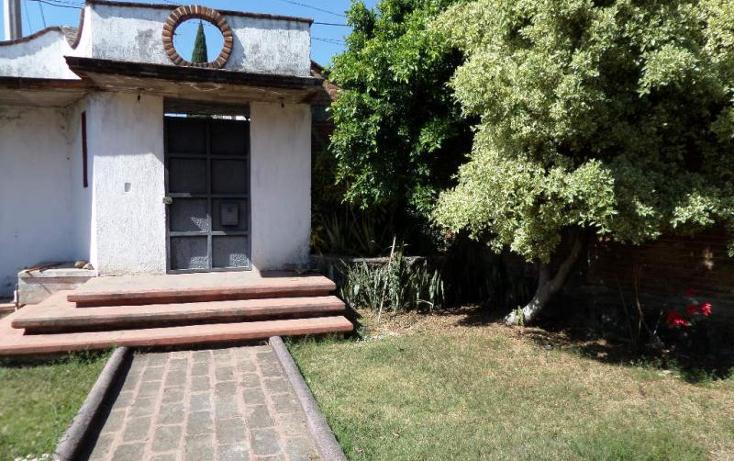 Foto de casa en venta en avenida miguel hidalgo 7, ahuatepec, cuernavaca, morelos, 376843 No. 44
