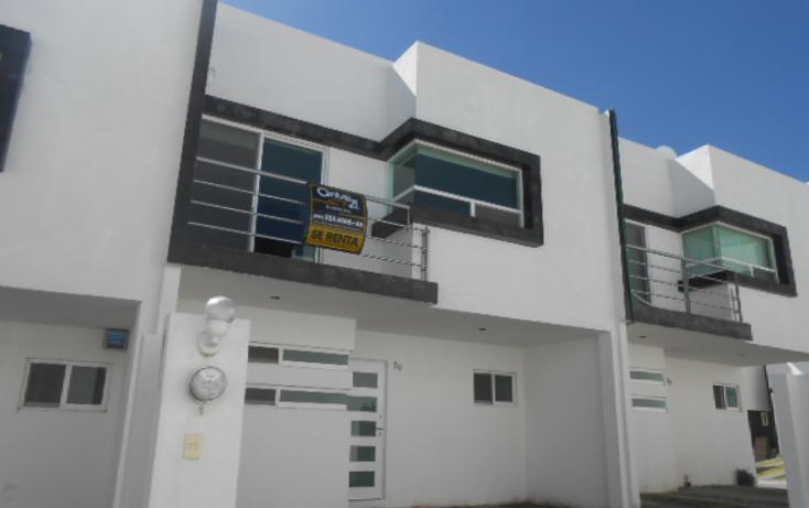 Foto de casa en renta en avenida mirador de las ranas privada santa monica casa 2 , zona este milenio iii, el marqués, querétaro, 1702540 No. 01