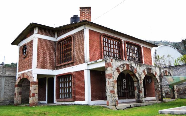 Foto de casa en venta en avenida morelos 20, san juanito, texcoco, m?xico, 1995952 No. 01