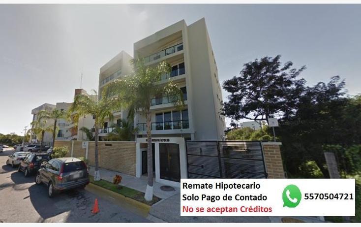 Foto de departamento en venta en avenida nizuc y avenida rodrigo gomez 1, supermanzana 13, benito juárez, quintana roo, 1826618 No. 01