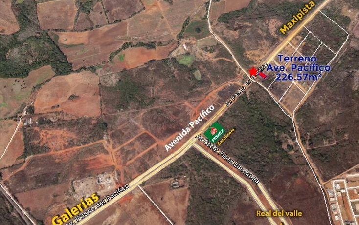 Foto de terreno comercial en venta en  s.n, el venadillo, mazatlán, sinaloa, 1457697 No. 03