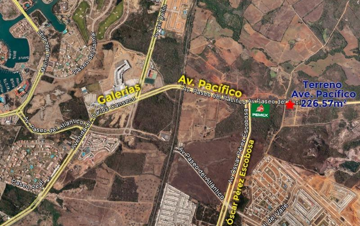 Foto de terreno comercial en venta en avenida pacifico s.n, el venadillo, mazatlán, sinaloa, 1457697 No. 04