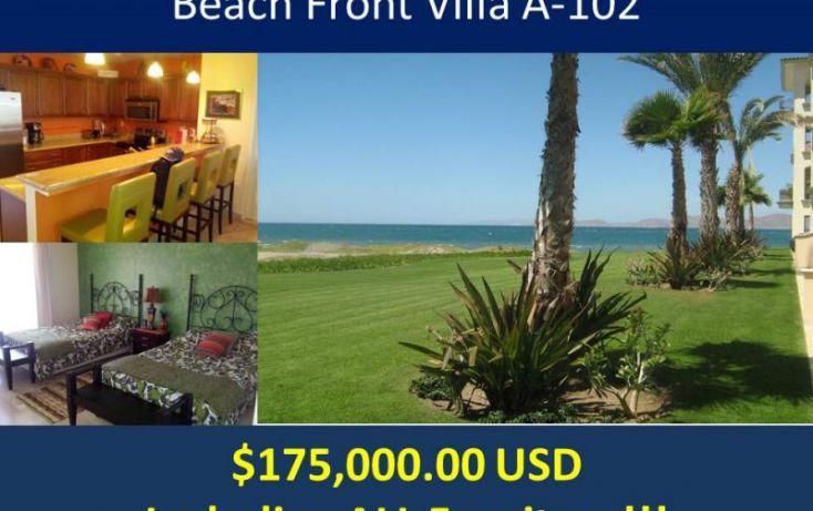 Foto de departamento en venta en avenida palmeras, paraíso del mar, la paz, baja california sur, 1361511 no 01