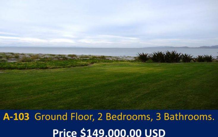 Foto de departamento en venta en avenida palmeras, paraíso del mar, la paz, baja california sur, 1456607 no 01