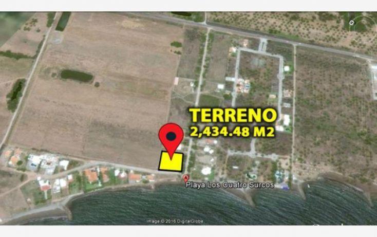 Foto de terreno habitacional en venta en avenida pargo diego y cuatro surcos 17, teacapan, escuinapa, sinaloa, 1727130 no 03