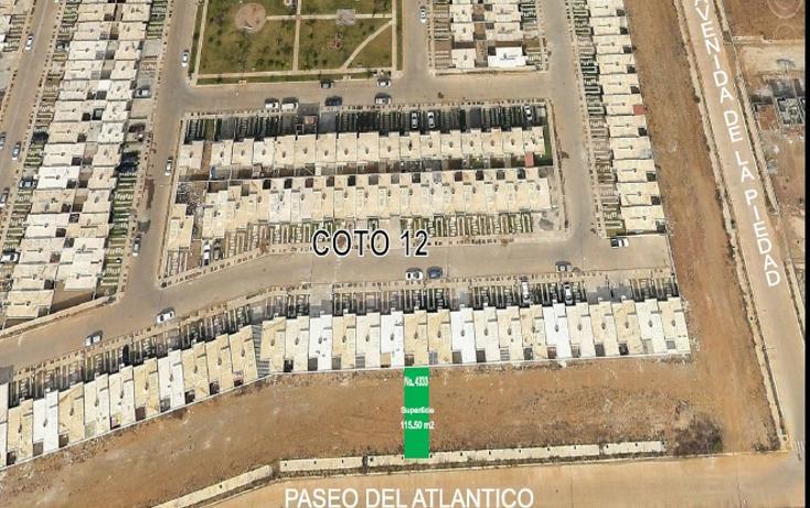 Foto de terreno habitacional en venta en avenida paseo atlantico 4333 , real del valle, mazatlán, sinaloa, 1708372 No. 08