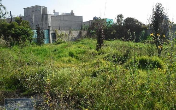 Foto de terreno habitacional en venta en  1, villa esmeralda, tultitlán, méxico, 1654551 No. 04