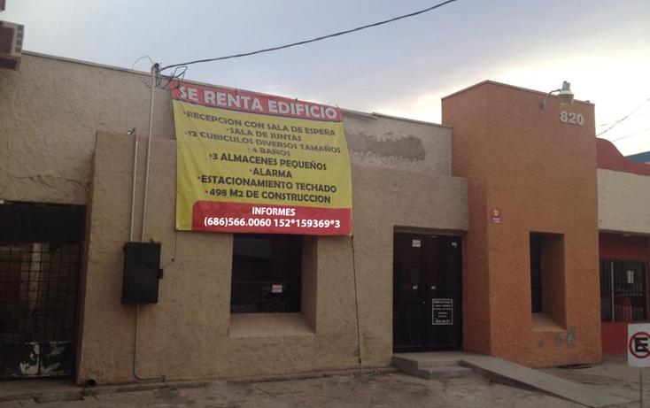 Foto de local en renta en avenida patria 820 centro civico , centro c?vico, mexicali, baja california, 449007 No. 01