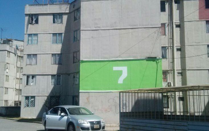 Foto de departamento en venta en avenida pensamientos sn, depto 3 edif 7, verde claro, tultitlán, estado de méxico, 1712734 no 01
