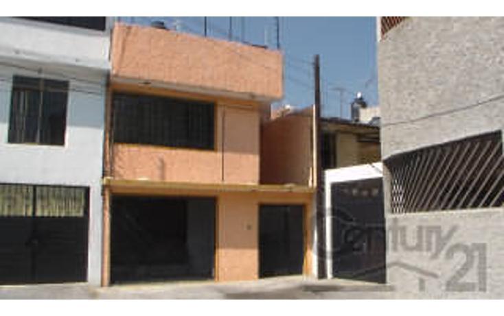Foto de casa en venta en  , plazas de aragón, nezahualcóyotl, méxico, 1710664 No. 01