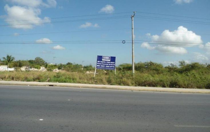 Foto de terreno comercial en venta en avenida portillo cancun, abc, benito juárez, quintana roo, 2040902 no 01