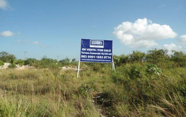 Foto de terreno comercial en venta en avenida portillo cancun, abc, benito juárez, quintana roo, 2040902 no 03