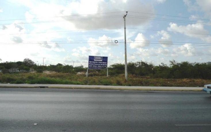 Foto de terreno comercial en venta en avenida portillo cancun, abc, benito juárez, quintana roo, 2040902 no 05