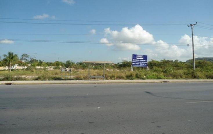 Foto de terreno comercial en venta en avenida portillo cancun, abc, benito juárez, quintana roo, 2040902 no 06