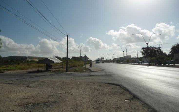 Foto de terreno comercial en venta en avenida portillo cancun, abc, benito juárez, quintana roo, 2040902 no 10