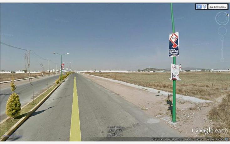 Foto de terreno comercial en venta en avenida principal sin numero, fuentes de tizayuca, tizayuca, hidalgo, 1594460 No. 01