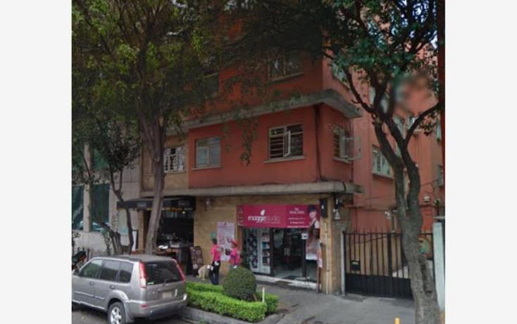 Foto de departamento en venta en avenida puebla 231, roma norte, cuauhtémoc, distrito federal, 2180667 No. 01