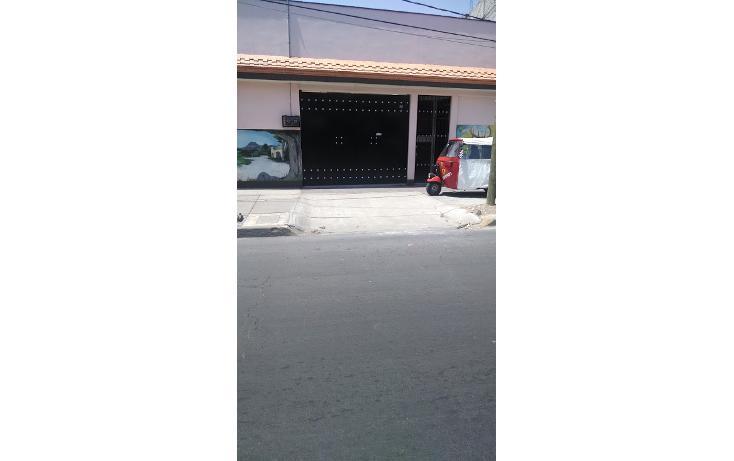 Foto de casa en venta en avenida puebla 88 , valle de los reyes 1a sección, la paz, méxico, 1712674 No. 26