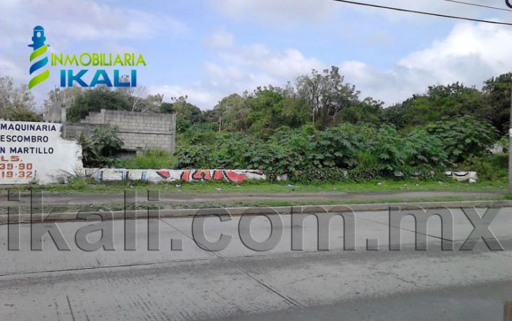 Foto de terreno comercial en venta en avenida puebla, palma sola, poza rica de hidalgo, veracruz, 1005573 no 05