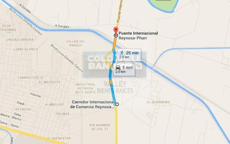 Foto de terreno comercial en venta en avenida puente pharr , villa real, reynosa, tamaulipas, 1843340 No. 06