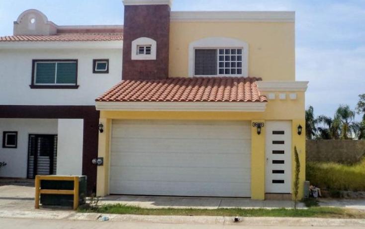 Foto de casa en venta en avenida real del valle 339, real del valle, mazatl?n, sinaloa, 1528308 No. 02