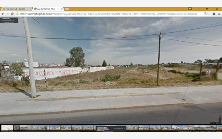 Foto de terreno habitacional en venta en avenida reforma norte 2712, actipac, san andr?s cholula, puebla, 1938250 No. 02