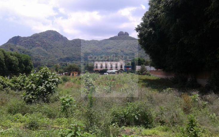 Foto de terreno habitacional en venta en avenida revolucin sn 1, tepoztlán centro, tepoztlán, morelos, 1028995 no 03