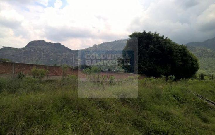 Foto de terreno habitacional en venta en avenida revolucin sn 1, tepoztlán centro, tepoztlán, morelos, 1028995 no 09