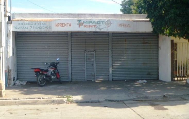 Foto de local en renta en  , popular, culiacán, sinaloa, 2021139 No. 01