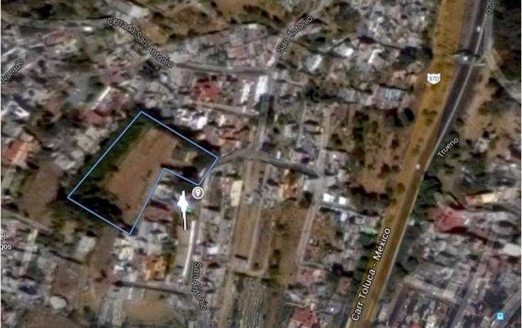 Foto de terreno habitacional en venta en avenida san antonio 0, zentlapatl, cuajimalpa de morelos, distrito federal, 2651242 No. 14