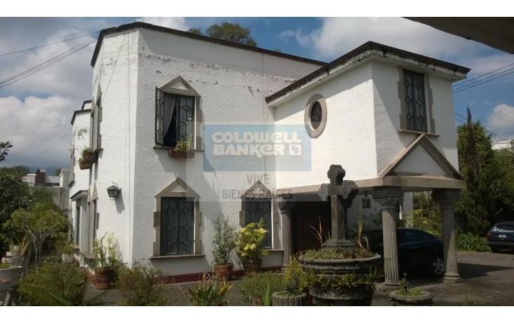 Foto de casa en venta en avenida san bernabe a #1 , san jerónimo lídice, la magdalena contreras, distrito federal, 728079 No. 01