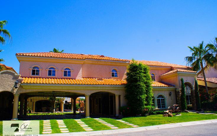Foto de casa en venta en avenida san carlos , san pedro residencial, mexicali, baja california, 1044713 No. 01